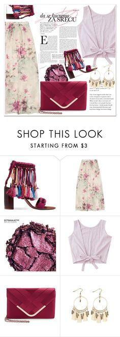 """""""#851"""" by nerma10 ❤ liked on Polyvore featuring Chloé, Urban Decay and La Regale"""