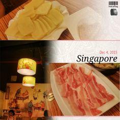 #FD1512 #ChineseFood 在新加坡吃重庆火锅,也有羊肉土豆片什么的。
