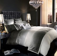 Stunning @kylieminogue bedding Autumn 14 #bedding #freedelivery