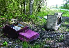 Trash talk: County Council eyeing roadside litter, illegal dumping - Delaware Newszap