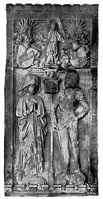 Philipp von Kronberg 1477 und Anna von Handschuhsheim 1464, Kronberg