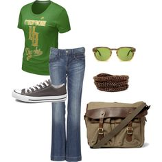 Casual Saturday, created by irisaller.polyvore.com