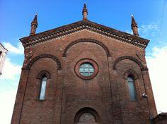 Chiesa di San Romano Ferrara (Italy)