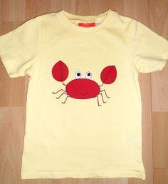 FushuFana: Cangrejo / Crab (Appliqué)