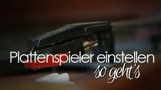 Plattenspieler richtig einstellen – so klappt's auf Anhieb! http://www.plattenspieler-guru.de/plattenspieler-richtig-einstellen/