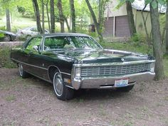 1970 Chrysler Imperial - My first ride