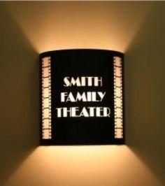 Movie Buff Home Ideas