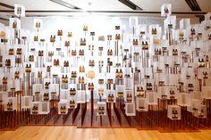 hong kong: aesop installation