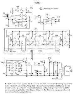 21 Best FX images in 2017   Guitar Pedals, Diy guitar pedal, Music Univibe Schematic on high resistance grounding schematic, guitar compressor schematic, p bass schematic, vibe schematic, simple guitar preamp schematic, fuzzrite schematic, machinery schematic, wampler paisley drive schematic, tube compressor schematic, best guitar overdrive schematic, varitone schematic, chorus schematic, drri schematic, small clone schematic, unidrive schematic, phaser schematic, green ringer schematic, tremolo schematic,