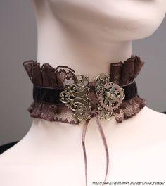 chocolate_brown_neck_corset_by_pinkabsinthe-d5ecli5 (624x700, 242Kb)