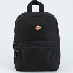 Dickies Mini Backpack - Black - One Size ❤ Small Backpack 676fed289cd15
