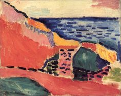 Henri Matisse, La Moulade (Collioure in the Summer), oil on canvas, 1905, Private Collection