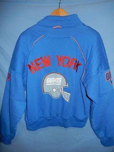 177b4827a185b RARE VTG NIKE NEW YORK GIANTS SWEATSHIRT SZ M MEN 90 S SPORT GRAY TAG  SWOOSH USA  NIKE  SWEATSHIRT