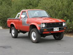 Beautiful 1980 Toyota 4wd Truck