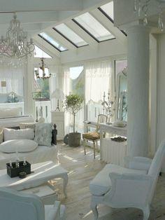 Shabby chic living room decor ideas (56)