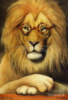 Those Lion Eyes... Will Bullas