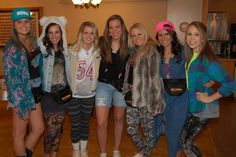 Delta Gamma CU Boulder - Thrift Shop Theme Mixer