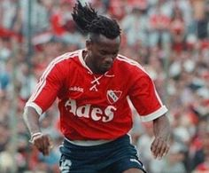 1994 Albeiro Usuriaga - Club Atletico Independiente
