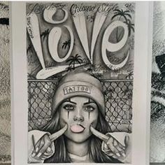@mexicanstyle_art • Instagram photos and videos Chicano Drawings, Chicano Tattoos, Dope Tattoos, Sexy Drawings, Art Drawings, Native American Symbols, Native American History, Lowrider Art, Poster Drawing