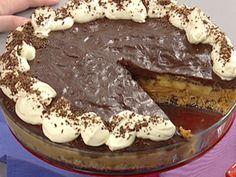Recetas | Tarta de bananas y chocolate | Utilisima.com