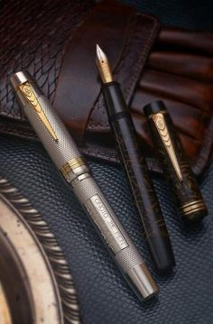 ♂ Man's accessories Onoto luxury fountain pens – for today, tomorrow and forever!