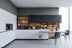 K C3 Bcchen Wei 9f Design Küche Von Häcker Kitchen By Backofen In