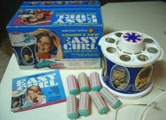 I had these curlers and loved them! ♥