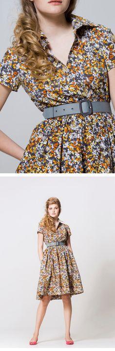 shirtwaist dresses 17