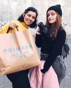 Compras na Primark para nova estação