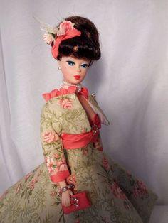 *Marie* Barbie Silkstone  Repro Vintage Fashion Royalty Handmade OOAK Mary     #Unbranded
