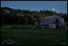 Full Moon Rising  by Shared Perspectives Photography
