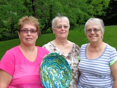 Three extremely talented fabric artists who will have their wonderful creations at their studios. Sue Johnson, Betsy Orlando and Mary Sterling. October 18-19th 2014 during our studio tour. For more information about these artists and more... www.alleganyartisans.com