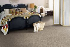 Secret Success Carpet, Pebble Trail Carpeting | Mohawk Flooring | SmartStrand | #stainresistant #carpet #MohawkFlooring