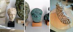 Threeding Brings Greek Artifacts Back from Antiquity for Printing Greek Artifacts, 3d Printing Industry, Artec, Antiques, Prints, Antiquities, Antique, Old Stuff