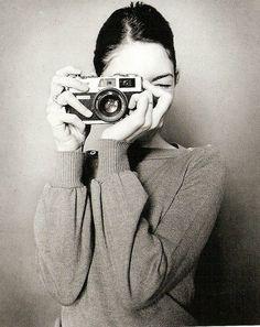 Des gens célèbres avec des appareils photos Sofia Coppola photo liens divers bonus