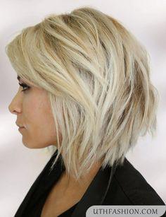Fashion Haircuts For Medium Hair