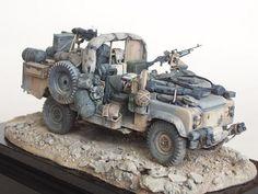SAS 110 Land Rover