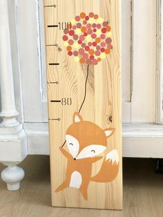 Wooden Children's Metric/Personalised Gift/GrowChart/Pate - A - next projects - # Bebe Nature, Wooden Height Chart, Wood Projects, Woodworking Projects, Wooden Staff, Diy Bebe, Wooden Plates, Woodland Nursery Decor, Wood Working For Beginners