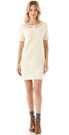 Marc by Marc Jacobs Hawthorne Zip Back Dress | SHOPBOP $208