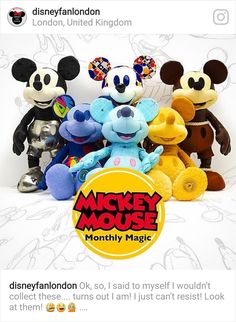 peluche disney memories