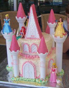Top That Disney Princess Castle Cake