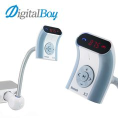 Digitalboy Wireless Bluetooth Car FM Transmitter Car MP3 Audio Player Hands-Free Modulator Kit Support SD Card Music USB Charger