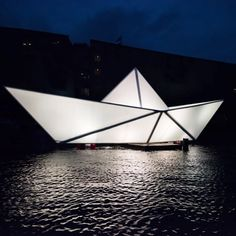 Amsterdam Light Festival, a winter festival of light, art and water in the historical center of Amsterdam. From 28 November 2015 to 17 January 2016!