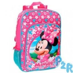 Mochila Minnie Disney Pink