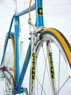 Gitane Singlespeed /by Eisenherz-Bikes Dreamville -> Consultez la gamme sur le site : http://www.gitane.com