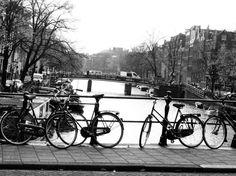 Amsterdam Bike6 - #amsterdam #bike #foto #decor