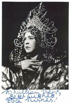 1928 - Eva Turner in her most famous role as 'Princess Turandot' from Puccini's opera Turandot. Dame Eva Turner born 10th March 1892 in Oldham, England – died 16th June 1990 in London.