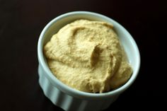 Creamy Low-Fat Hummus - this is great. Lots of fresh garlic flavor. Appetizers For Party, Appetizer Recipes, Snack Recipes, Healthy Recipes, Savory Snacks, Yummy Snacks, Healthy Mind And Body, Hummus Recipe, Detox Recipes