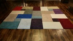 Decorations:Square Area Rugs Contemporary With Colorful Area Rug ...