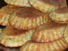 В сезон, всегда готовлю кабачковые кексики с беконом и зеленью! - womanlifeclub.ru